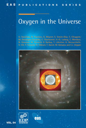 Oxygen in the Universe
